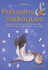 C Bertrand - Prénoms & zodiaques.