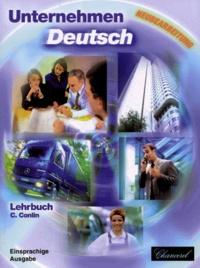 C Conlin - Unternehmen Deutsch - Elève.
