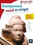 C Couderc et F Blanchard - Enseignement moral et civique 2de, 1re, Tle.