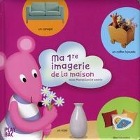 C Despine et E Primault - Ma 1re imagerie de la maison - Avec Moustilou la souris.