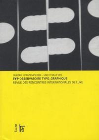 Typ N° 1, Printemps 2004.pdf