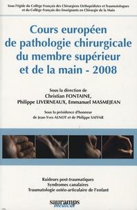 Cours européen de pathologie chirurgicale du membre supérieur de la main.pdf