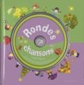 C Fontaine et  Aglaée - Rondes & chansons. 1 CD audio