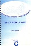 C Fournier - Bilan msuculaire.