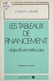 C Guyon - Les Tableaux de financement - Objectifs et méthodes.