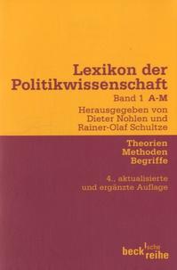 C-H Beck - Lexikon der Politikwissenschaft - Band 1 A-M.