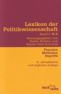 C-H Beck - Lexikon der Politikwissenschaft - Band 2 N-Z.