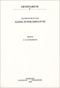 C-H Kneepkens - Glose super donatum - Ralph Beauvais.