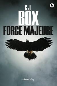 C.J. Box - Force majeure.