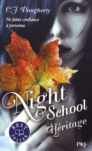 Ucareoutplacement.be Night School Tome 2 Image