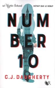 C-J Daugherty - Number 10 Tome 1 : .