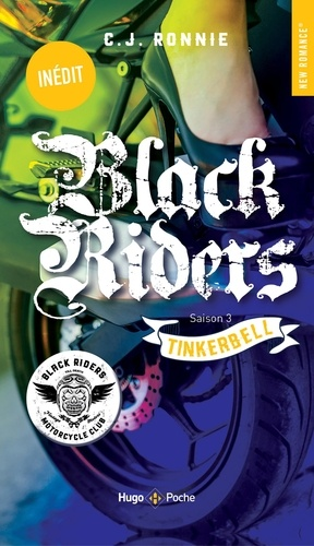 Black riders Tome 3 Tinkerbell