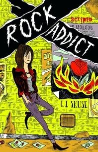 C-J Skuse - Rock addict.