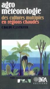 C-J Stigter et C-M Baldy - .