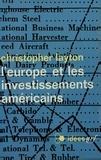 C Layton - L'Europe et ses investissements.