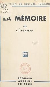 C. Legajean - La mémoire.