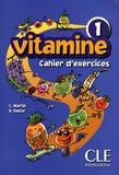 C Martin - Vitamine 1 - Cahier d'exercice.