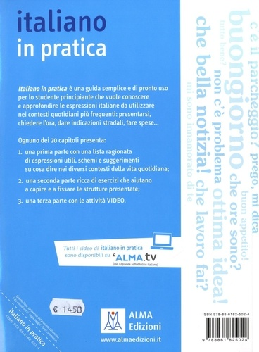 Italiano in pratica. A1/A2