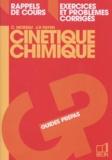 C Moreau et Michel Roux - Cinétique chimique.