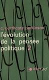 C-N Parkinson - Evolution de la pensée positive - Tome 2.