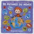 Marguerite Lambert - 30 Rythmes du monde - 2 CD audio.