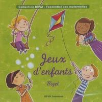 Georges Bizet - Jeux d'enfants. 1 CD audio