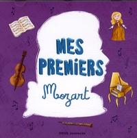 Wolfgang-Amadeus Mozart et  Deva Jeunesse - Mes premiers Mozart. 1 CD audio