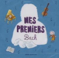 Jean Sébastien Bach - Mes premiers Bach - CD audio.