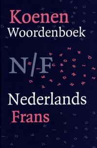 C. R. C. Herckenrath et A. Dory - Koenen Woordenboek - Nederlands- Frans.