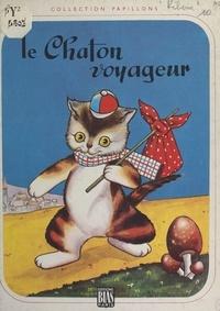 C. Ribera et J. Ribera - Le chaton voyageur.