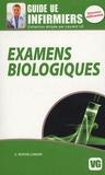 C. Roche-Longin - Examens biologiques.