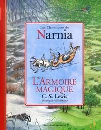 C.S. Lewis - Les Chroniques de Narnia Tome 2 : Le Lion, la Sorcière Blanche et l'Armoire magique.