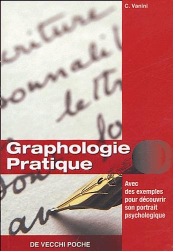 C Vanini - Manuel pratique de graphologie.