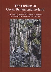C. Wayne Smith - The Lichens of Great-Britain and Ireland.