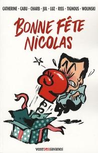 Cabu et  Catherine - Bonne fête Nicolas !.