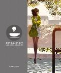 Café Salé - CFSL.NET - Café Salé Artbook 5.