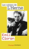 Cahiers de l'Herne et Yves-Jean Harder - Emil Cioran.