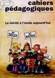 Richard Etienne et Patrice Bride - Cahiers pédagogiques N° 431, Mars 2005 : La laïcité à l'école aujourd'hui.