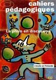 Françoise Carraud et Michel Tozzi - Cahiers pédagogiques N° 432, Avril 2005 : La philo en discussion.