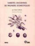Caillavet - Variétés anciennes de pruniers domestiques - Caractères distinctifs, description de 80 variétés.