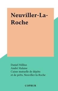 Caisse mutuelle de dépôts et d et André Malaise - Neuviller-La-Roche.