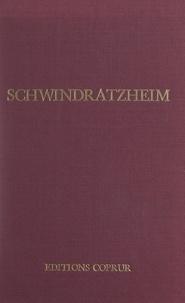 Caisse mutuelle de dépôts et d et Jean-Jacques Dutt - Schwindratzheim.