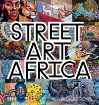 Cale Waddacor - Street art Africa.