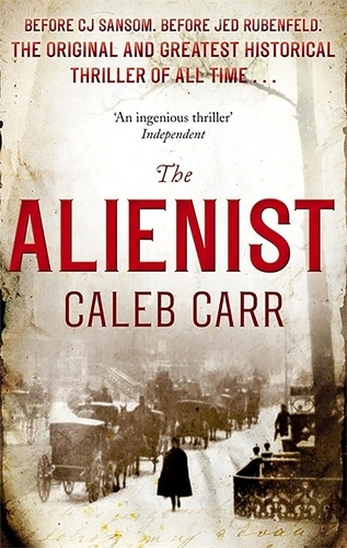 The Alienist. Book 1