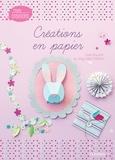 Calie Roussel et Fabrice Besse - Créations en papier.