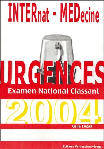 Câlin Lazar - Urgences.