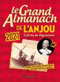 Calixte de Nigremont - Le grand almanach de l'Anjou.