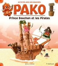 Calligram - Prince Bouchon et les Pirates.