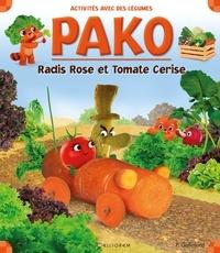 Calligram - Radis Rose et Tomate Cerise.