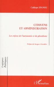 Feriasdhiver.fr Citoyens et administration. Les enjeux de l'autonomie et du pluralisme Image